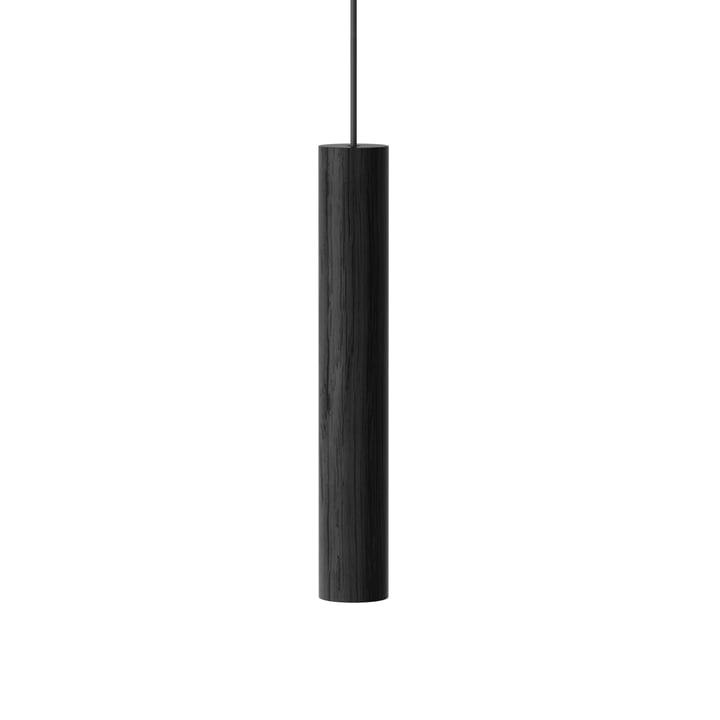 Chimes Lampe pendante LED Ø 3 x 22 cm de Umage en noir