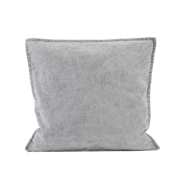 Taie d'oreiller Cur Curlowcase 50 x 50 cm par House Doctor en gris