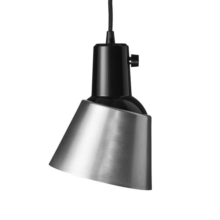 K831 Luminaire suspendu Midgard en aluminium (fil noir)
