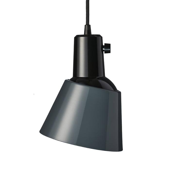 K831 Luminaire suspendu de Midgard en laqué anthracite