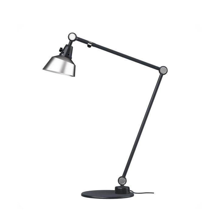 Midgard - Lampe à poser modulaire 551, 40 / 30 cm, noir / aluminium