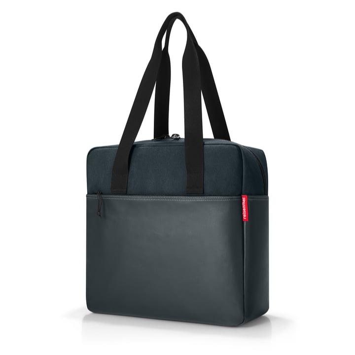sac à main pour bagage à main performer de reisenthel en toile noire