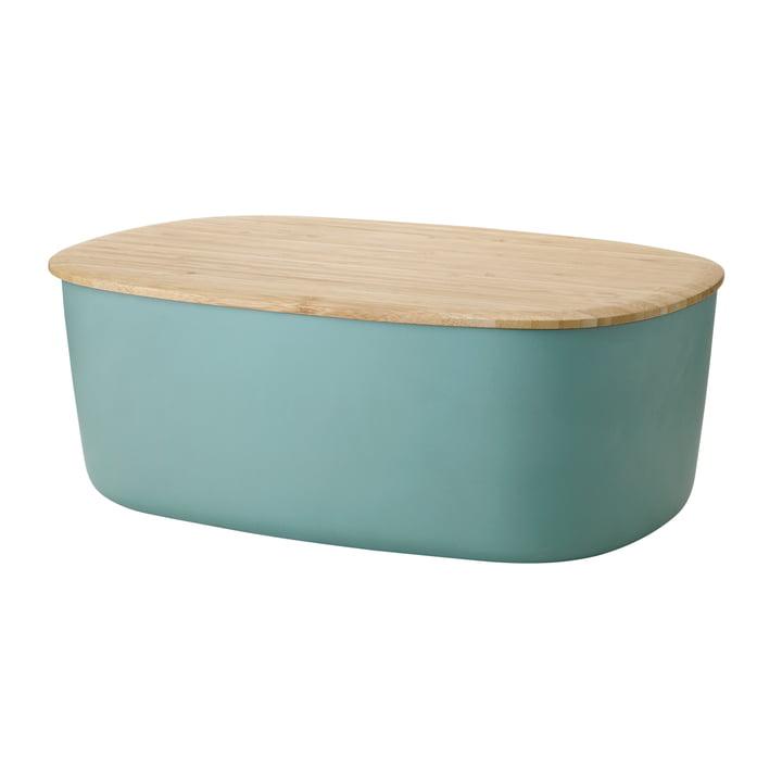 Boîte à pain Box-It de Rig-Tig par Stelton en vert poussiéreux