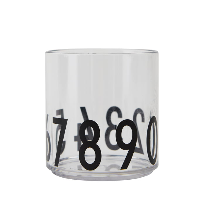 AJ Kids Personal Drinking Glass 123 by Design Letters