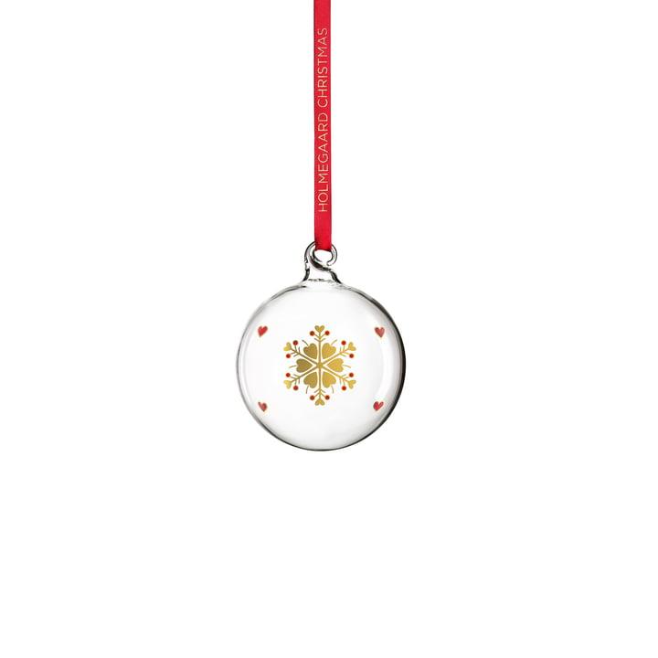 Boule de Noël 2019 de Holmegaard