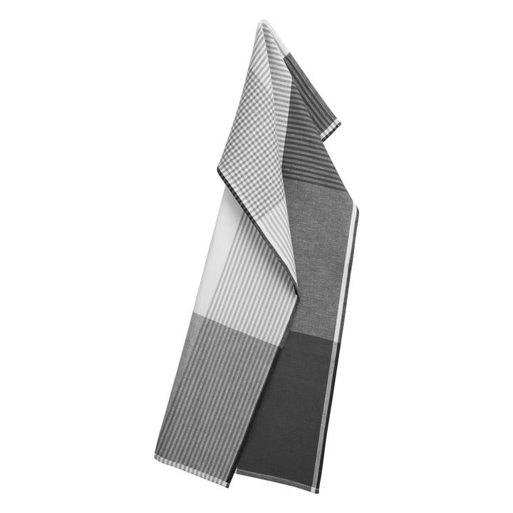 Torchon Becker 63 50 x 80 cm par Georg Jensen Damask en gris silex