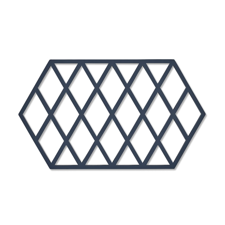 Dessous de verre Harlequin 24 x 14 cm de Zone Danemark à l'encre
