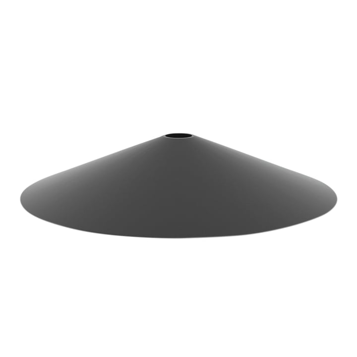 Abat-jour Angle Shade de ferm Living in black