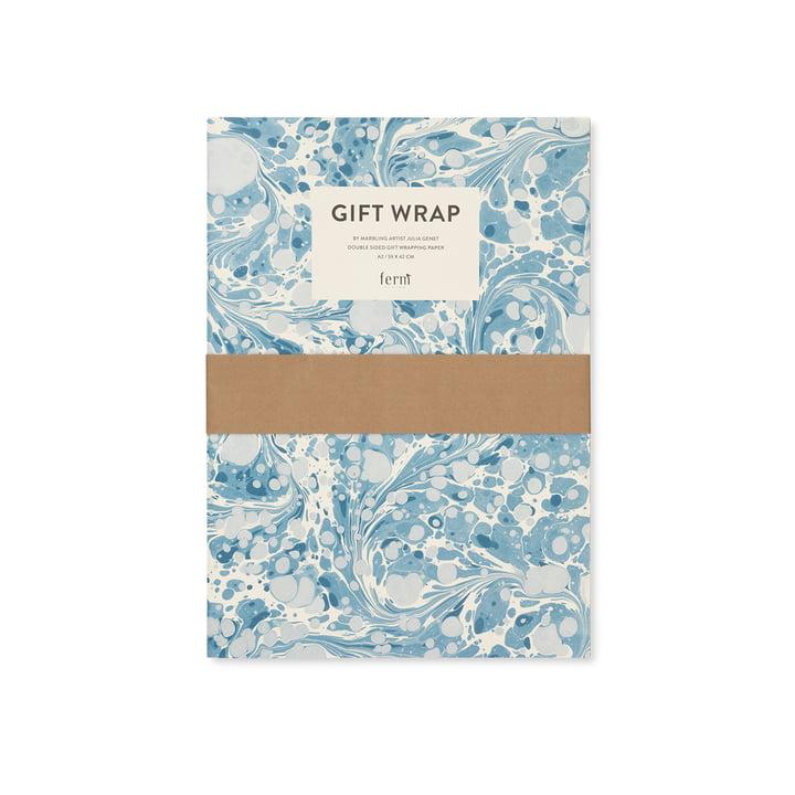 Livre papier d'emballage, marbre par ferm Living