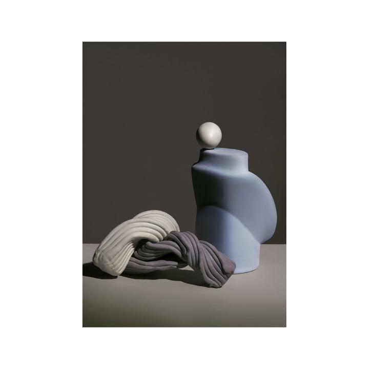 Nexus poster 1 50 x 70 cm de fermentation Vivre dans la poussière bleue