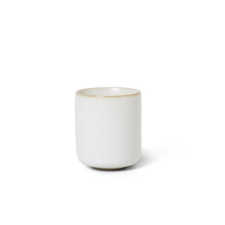 Tasse à espresso Sekki de Ferm Living in white