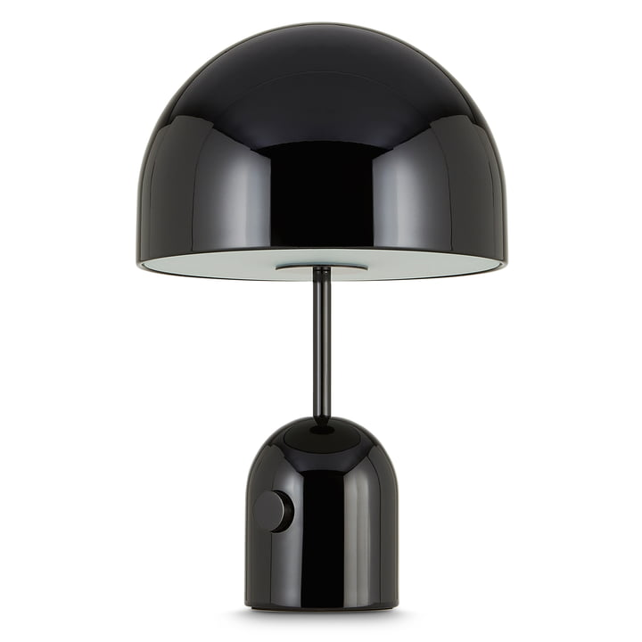 Lampe de table Bell Large de Tom Dixon en noir