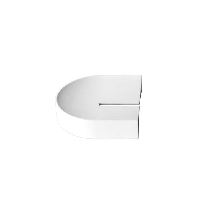 Arc Tray petit de Caussa en blanc