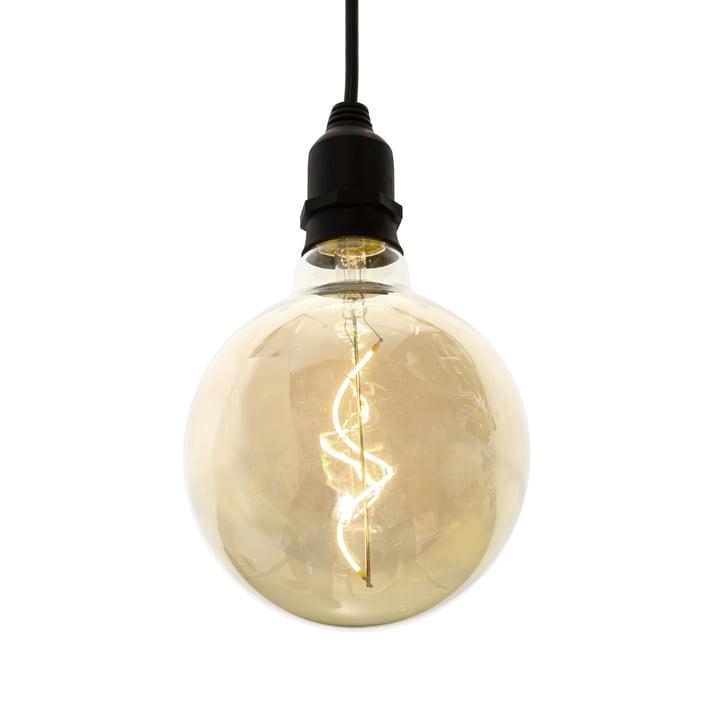 Luminaire suspendu à LED sans fiche pour l'intérieur et l'extérieur