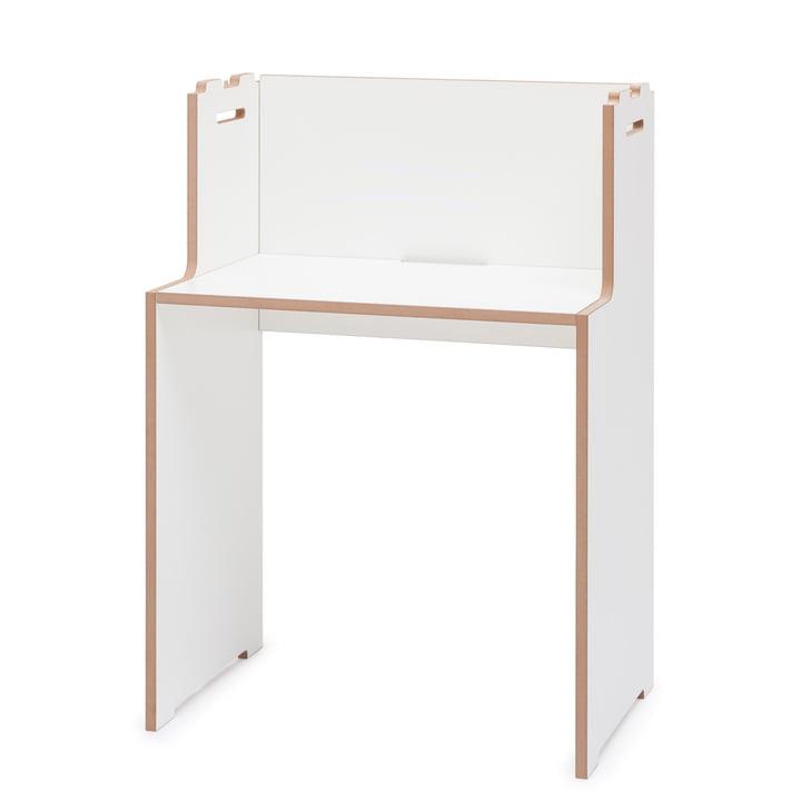bureau de Tojo en blanc