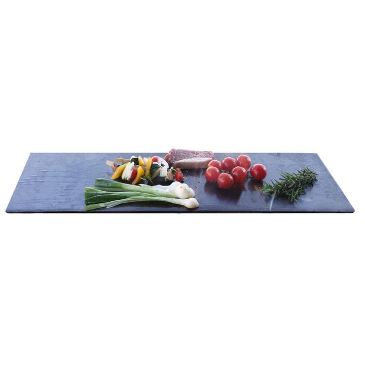 Assiette Teppanyaki pour coupe-feu 70 x 28 cm de design d'intérieur