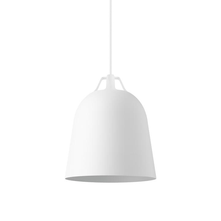 Pendentif trèfle petit Ø 21 x H 25 cm d'Eva Solo en blanc