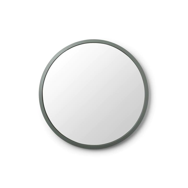 Miroir grossissant Ø 61 cm de Umbra à épicéa