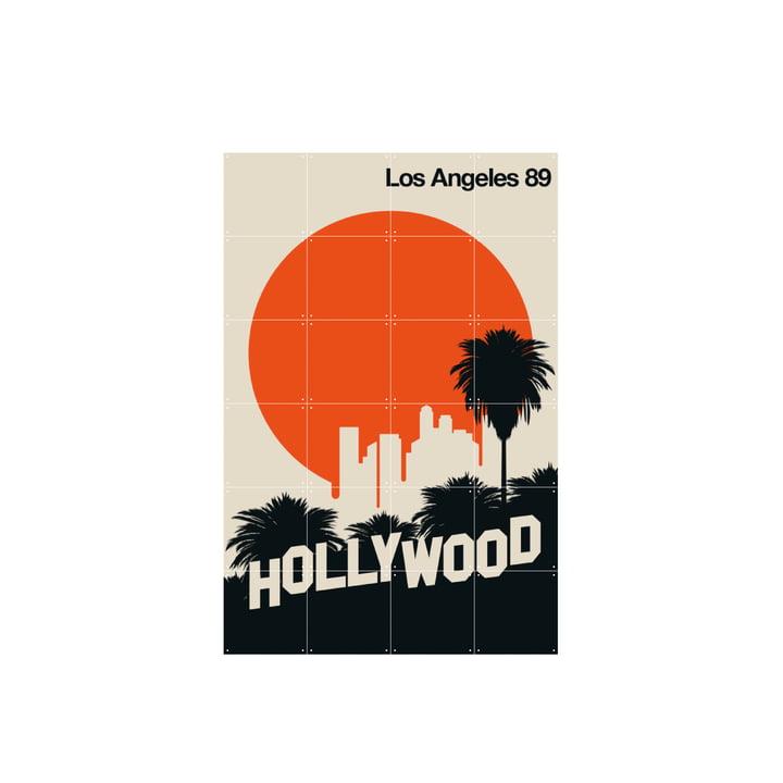 Los Angeles 89 (Bo Lundberg) 80 x 120 cm de IXXI