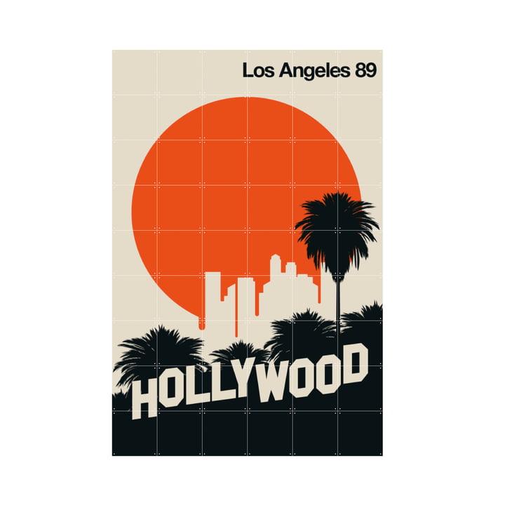 Los Angeles 89 (Bo Lundberg) 120 x 180 cm de IXXI