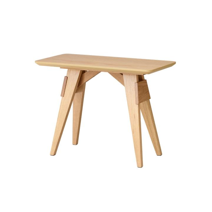 Table d'appoint Arco de Design House Stockholm en chêne