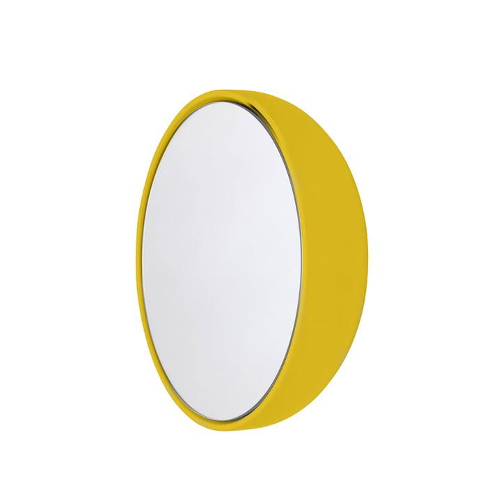 Miroir à bulles Ø 23,2 cm de Schönbuch au soleil