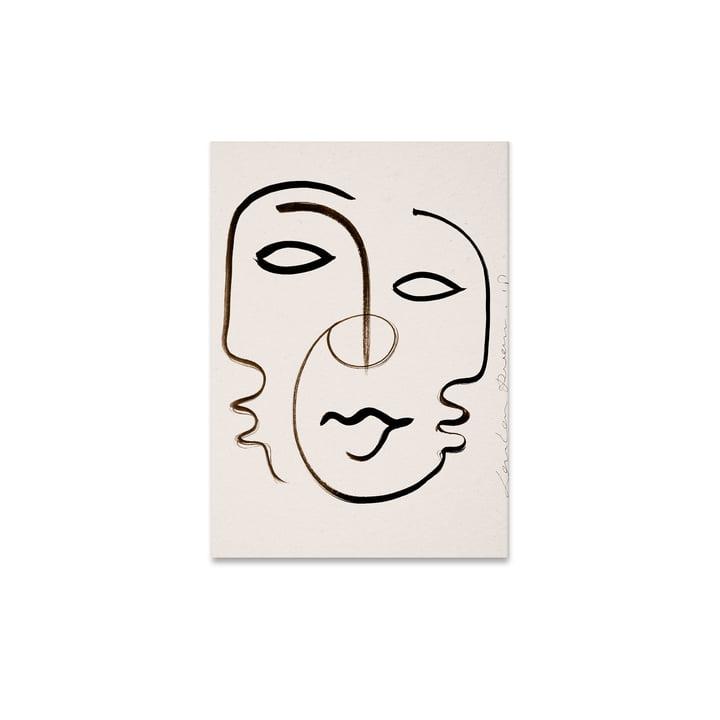 Nous sommes un 30 x 40 cm de Paper Collective