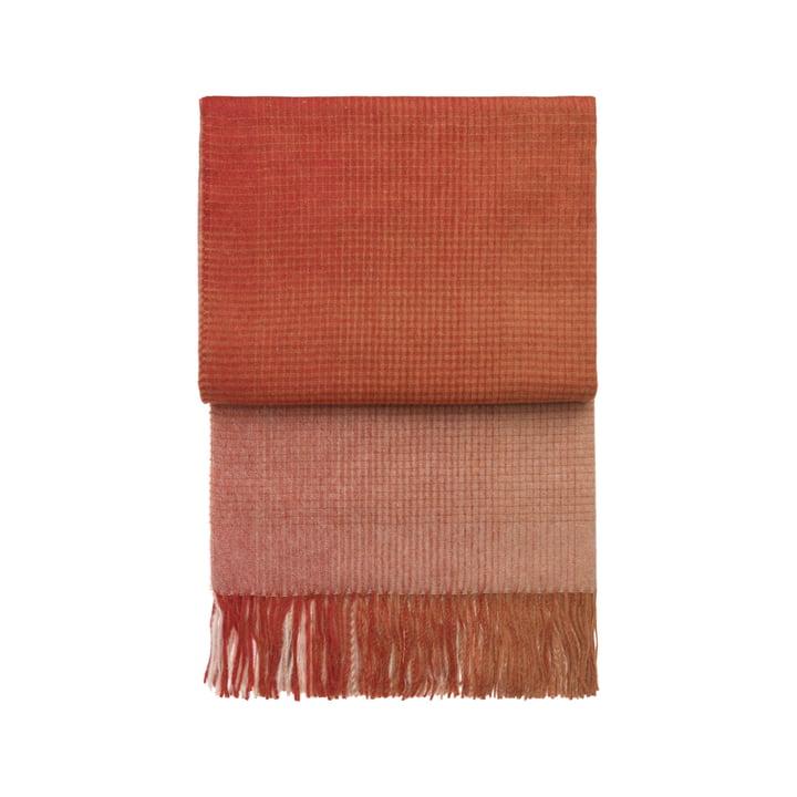 Plafond Horizon, rouge pompéien / terre cuite d'Elvang
