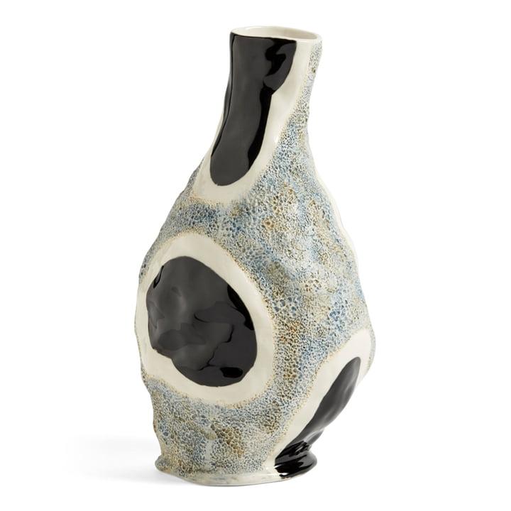 Vase Jessica Hans, Ø 15 x H 27 cm, vache brillante de Hay