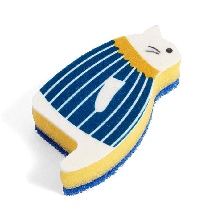 Eponge en forme de chat de Hay