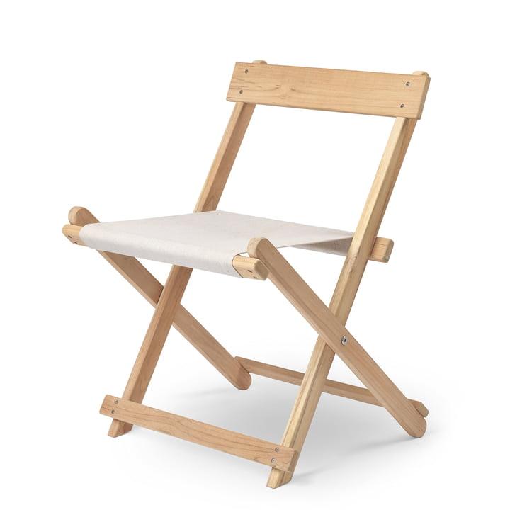 BM4570 Chaise pliante Carl Hansen en teck non traité