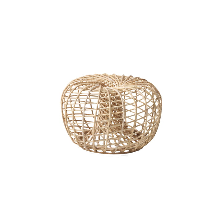 Nest Tabouret d'intérieur Ø 65 cm, naturel à partir de Cane-line