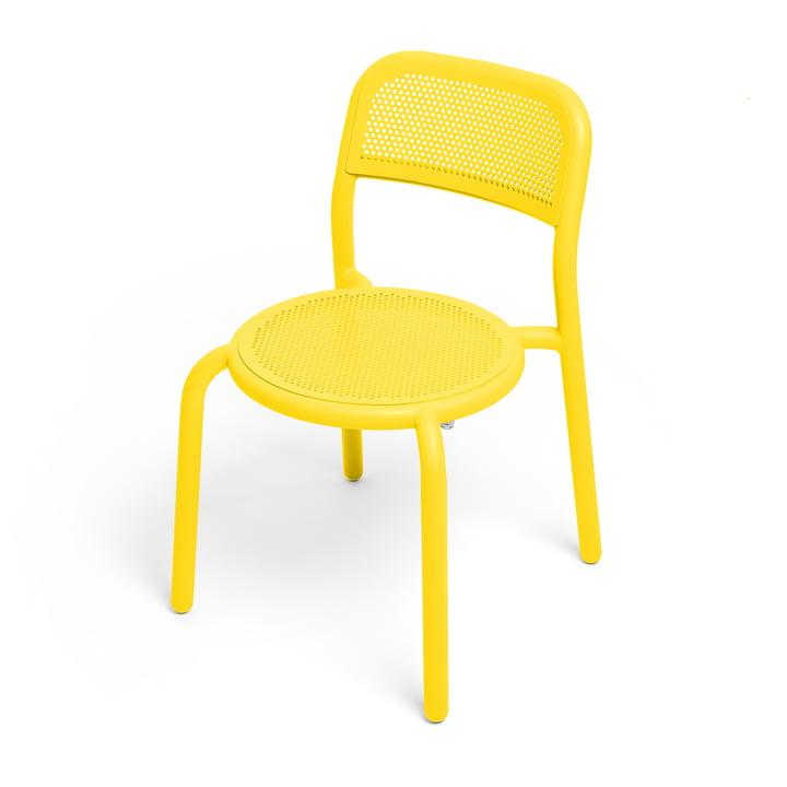 Chaise Toní de Fatboy la couleur Lemon