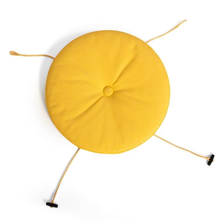 Coussin pour la chaise Toní en jaune soleil