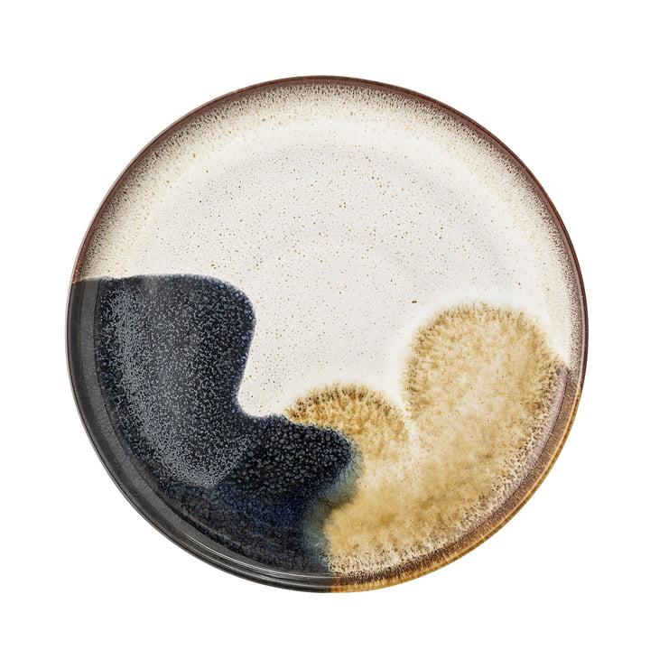 Assiette Jules, Ø 28 cm, multicolore de Bloomingville