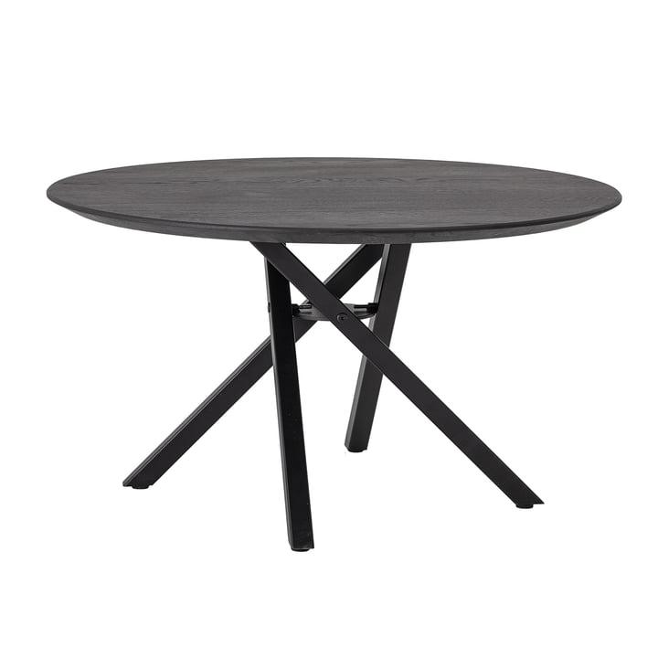 Table basse Connor Ø 80 x H 44 cm de Bloomingville en noir