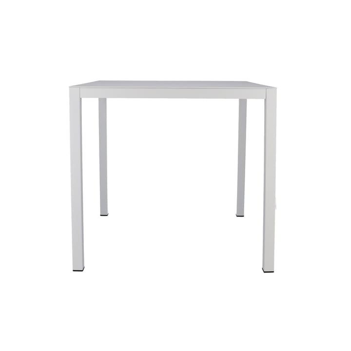Aria table 80 x 80 cm de Fiam en blanc