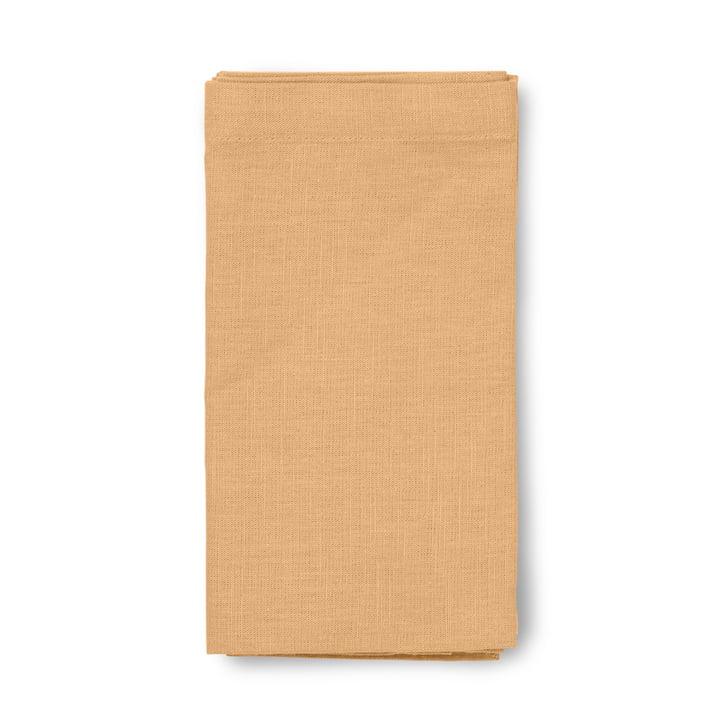 Basic Nappe en coton de Juna en ocre
