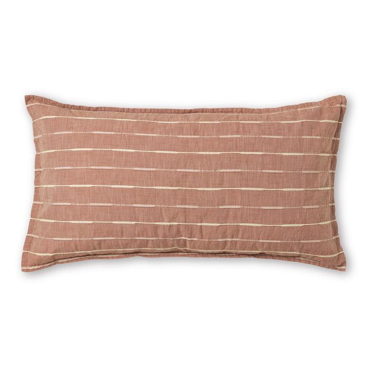Softly Coussin de Juna 50 x 90 cm en pain poussiéreux