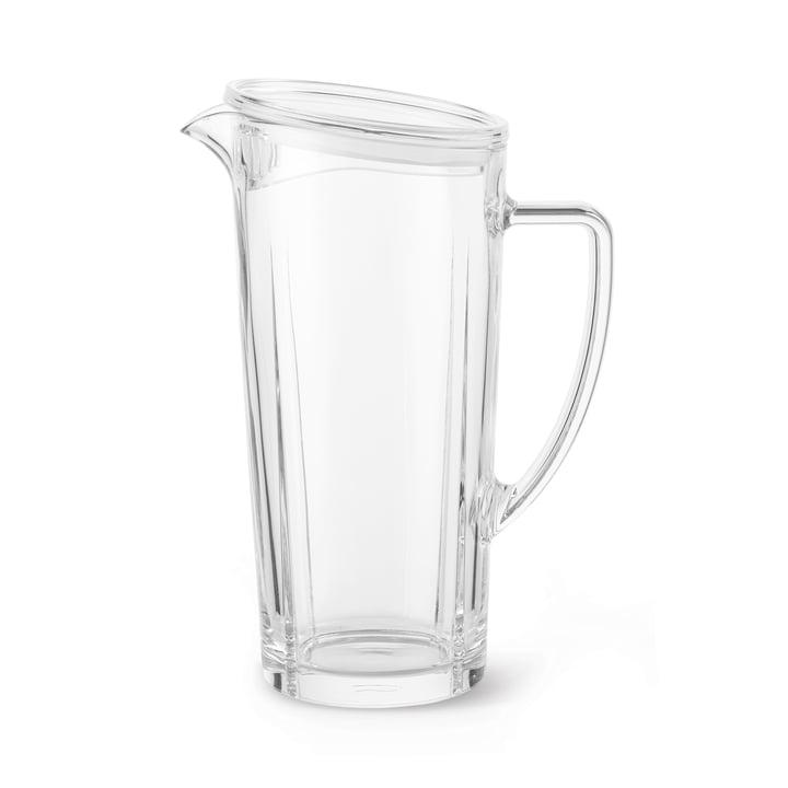 Grand Cru Cruche en verre 1. 3 l de Rosendahl en transparent