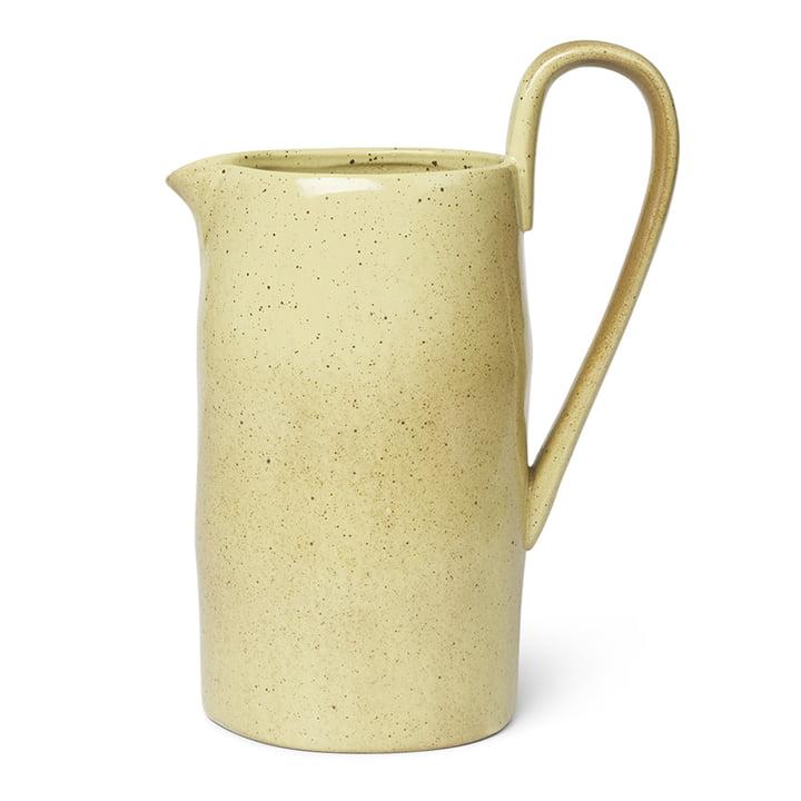 Flow Pichet de fermentation Vivre en jaune