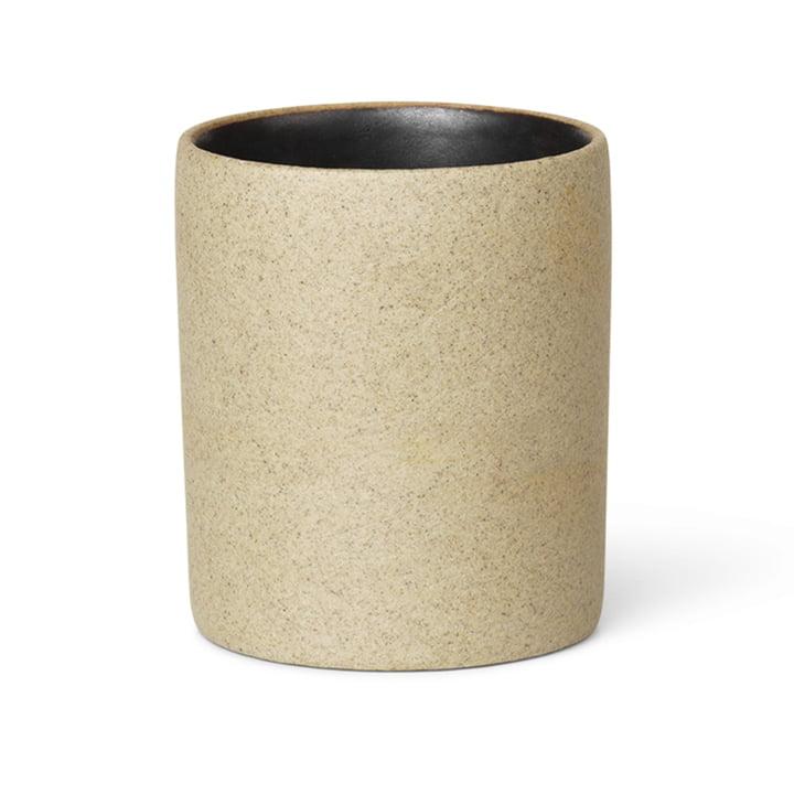 ferm Living - Coupe Bon Accessoires, beige / noir
