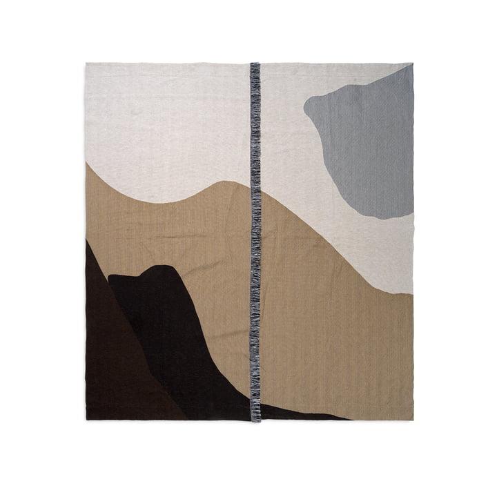 Vista Couvre-lit 140 x 180 cm de ferm Vivre dans le sable