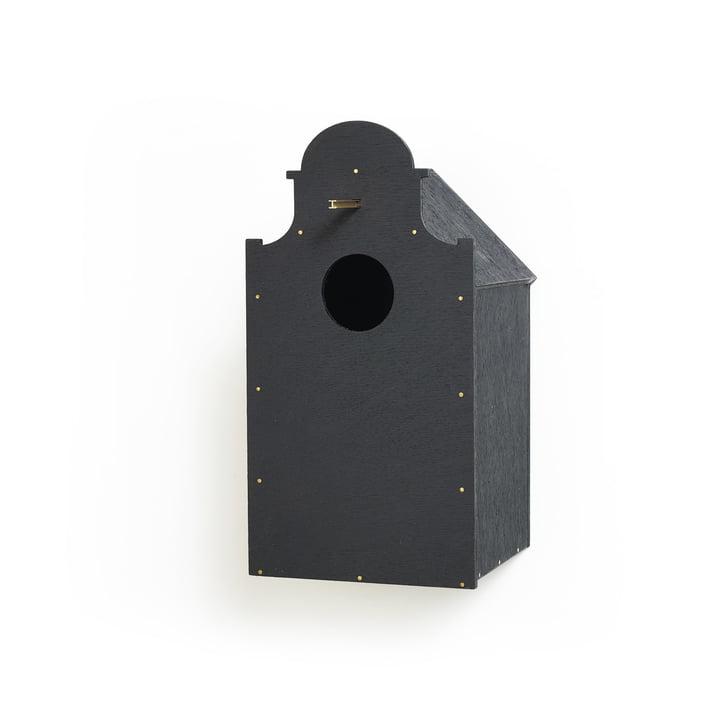 Canal Maison d'oiseau de Frederik Roijé avec pignon de cloche