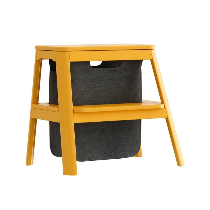 Umage - Montez l'échelle des tabourets, jaune safran