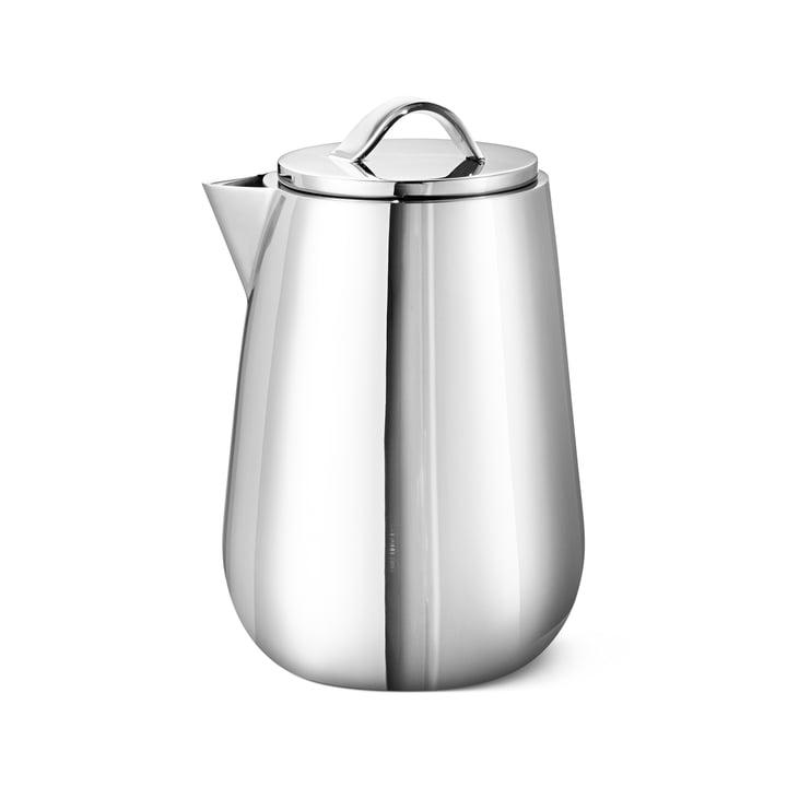 Helix Pot à lait, en acier inoxydable de Georg Jensen
