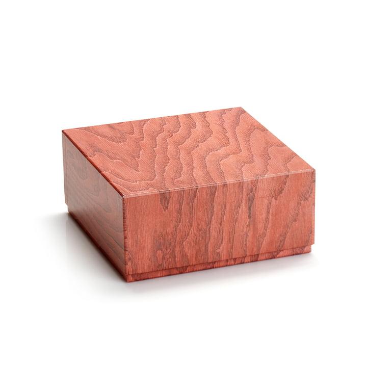 Boîte de rangement 20 x 9,5 cm applicata en terre cuite