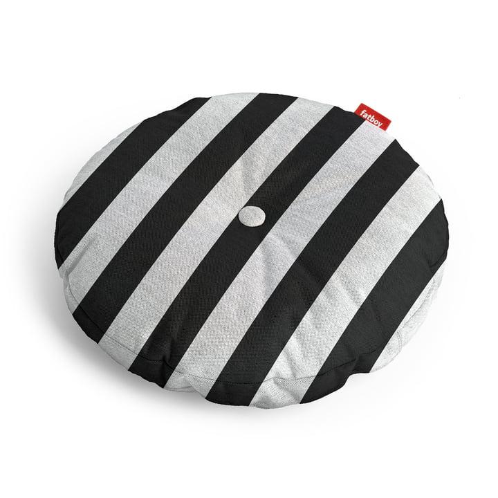 Circle housse de siège Ø 50 x 4 cm à partir Fatboy de en rayure anthracite
