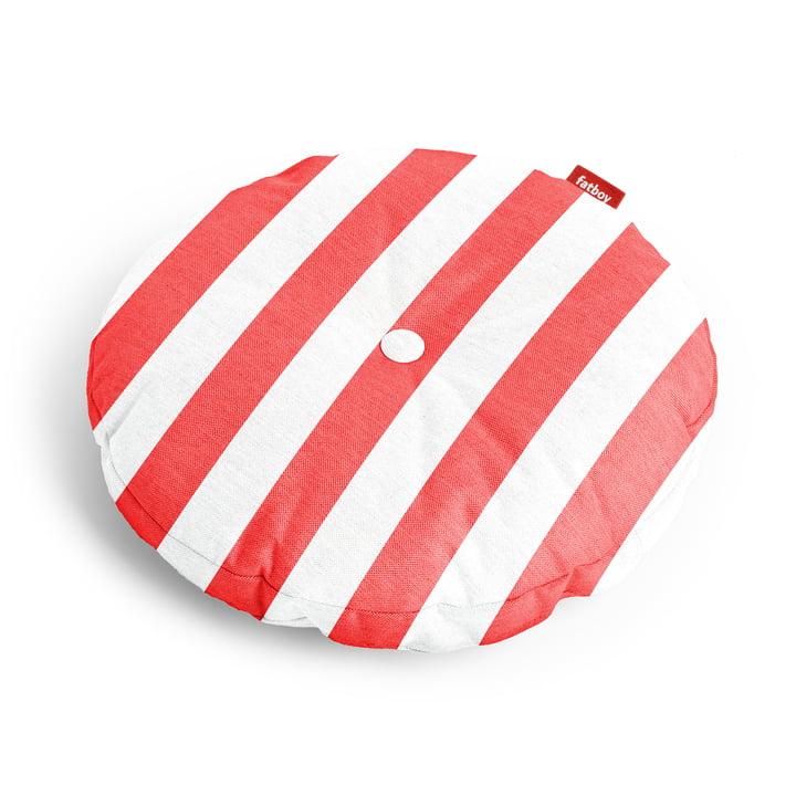 Circle housse de siège Ø 50 x 4 cm à partir Fatboy de en rouge rayé