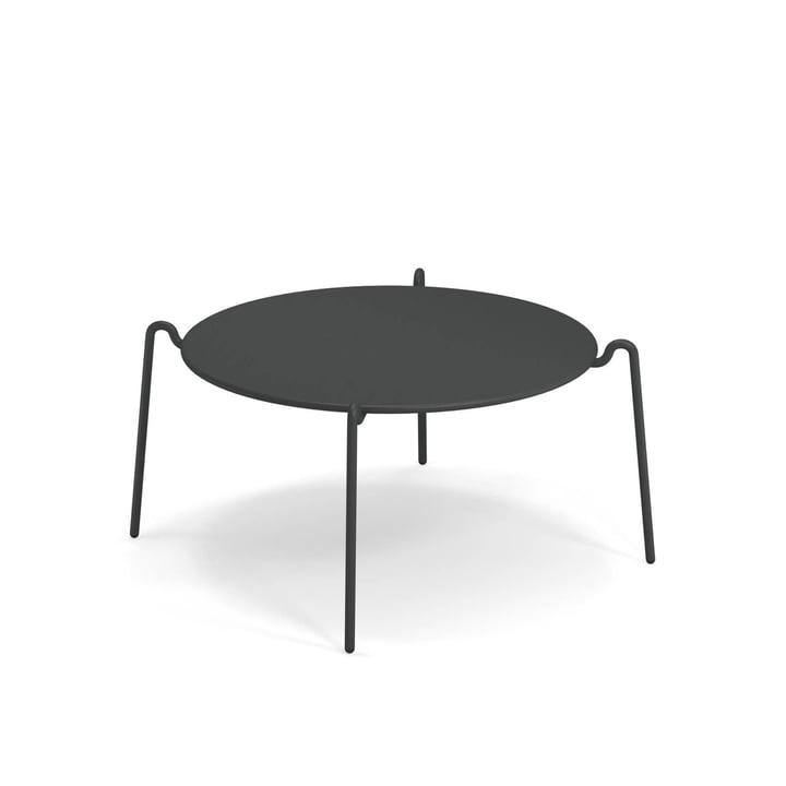 Table d'appoint Rio R50 Ø 104 cm, fer ancien de Emu